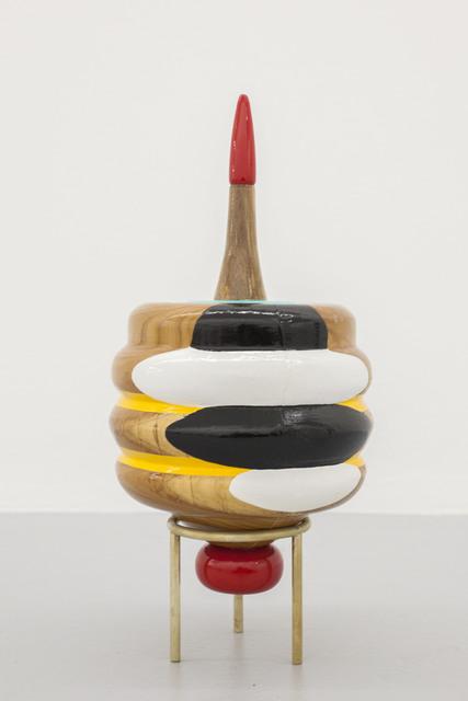 , 'Wooden Spinners 10,' 2016, Ruttkowski;68