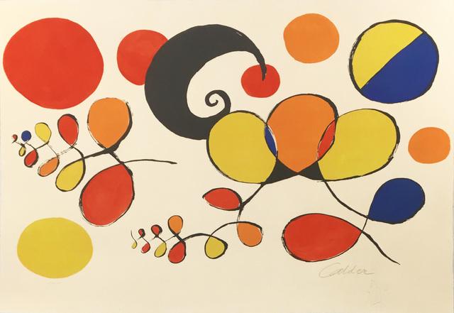 Alexander Calder, 'Loops and Balloons', 1972, Hamilton-Selway Fine Art