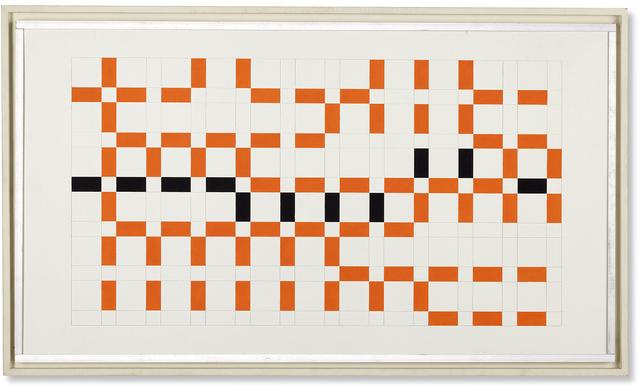 , 'GF0269,' 1969, Sous Les Etoiles Gallery