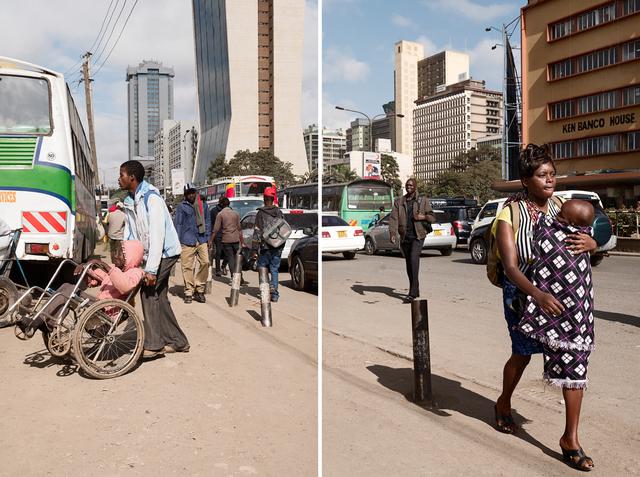 , 'Haile Selassie Avenue, Nairobi,' 2016, Stevenson
