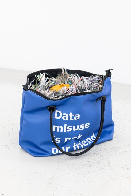 , 'Unattended Bag,' 2018, Annka Kultys Gallery