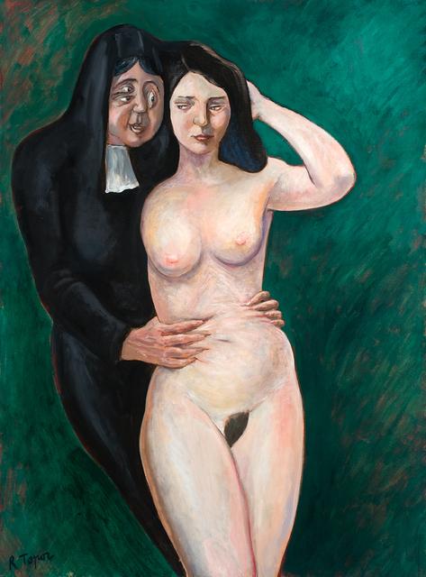 , 'D'une à l'autre,' 1996, Anne Barrault