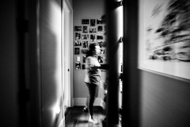, 'Daisy inside her employer's home in Upper East Side, New York,' 2015, Christine Park Gallery