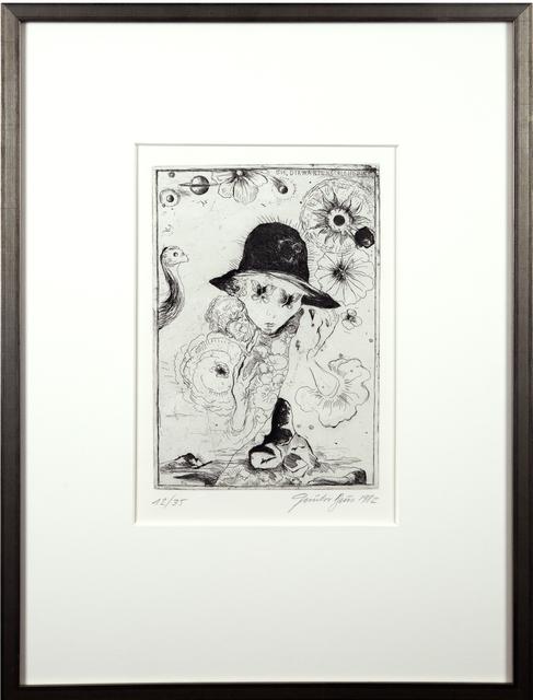 Günter Brus, 'The Diamond Cutter', 1982, Axiom Fine Art
