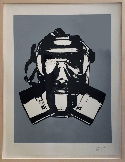 , 'The Mask,' 2016, Galerie Kronsbein
