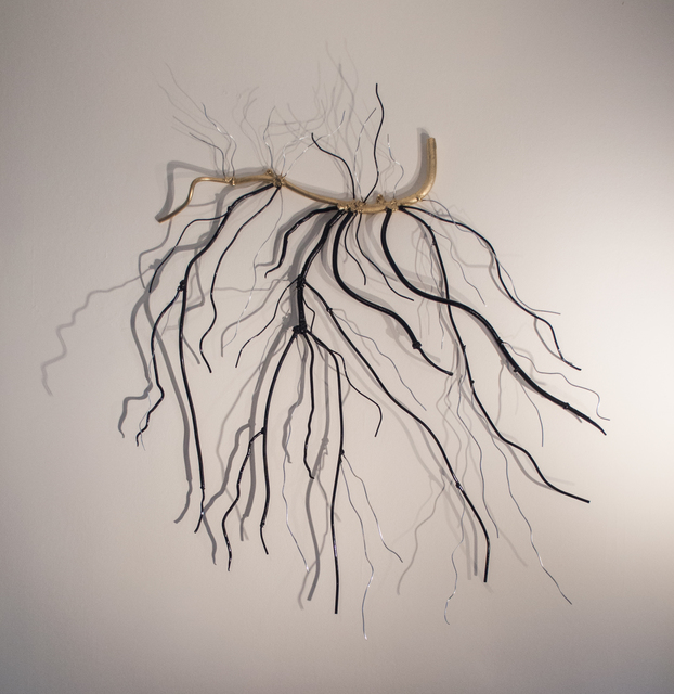 , 'Roots or Branches,' 2014, Galleria Ca' d'Oro