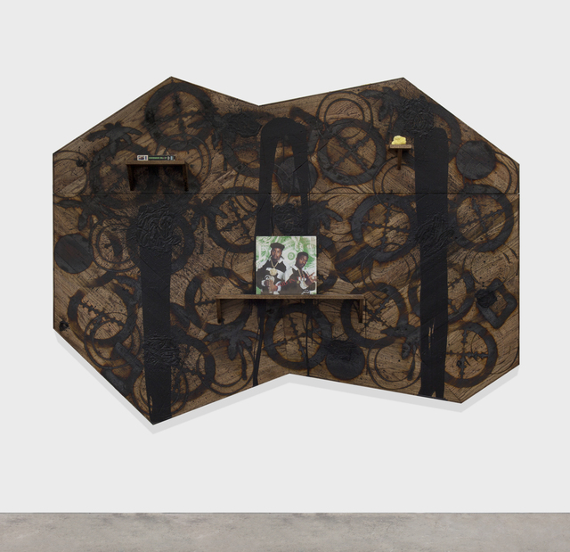 , 'Paid in Full,' 2013, David Kordansky Gallery