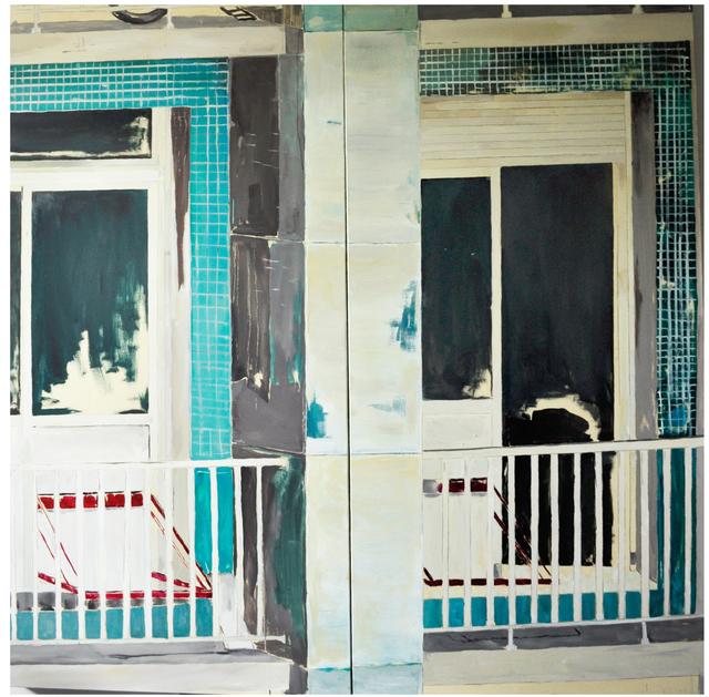 , 'Décimo-quarto andar/Praça do Patriarca ,' 2016, Referência Galeria de Arte