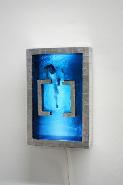 , 'Gegenstrom klein 2 / Countercurrent Small 2,' 2015, Galerie de Bellefeuille