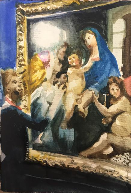 , 'Museum (Raffaelois),' 2018, Galerie Schimming