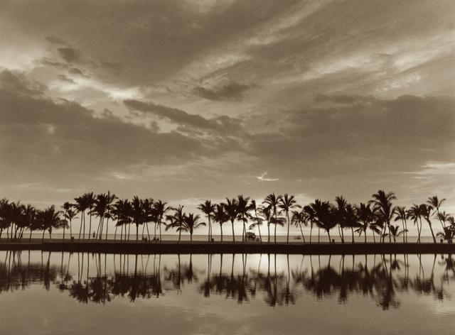 , 'Waikoloa Palms,' 2000, Tiffany's Art Agency