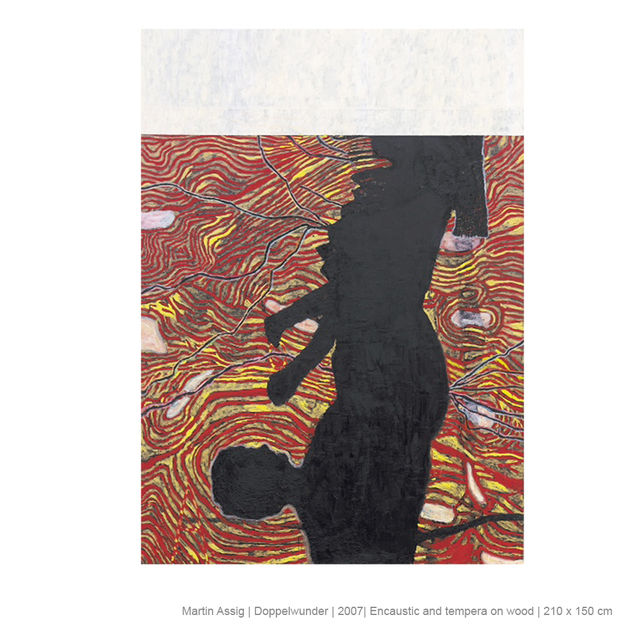 , 'Doppelwunder,' 2007, Galerie Tanit