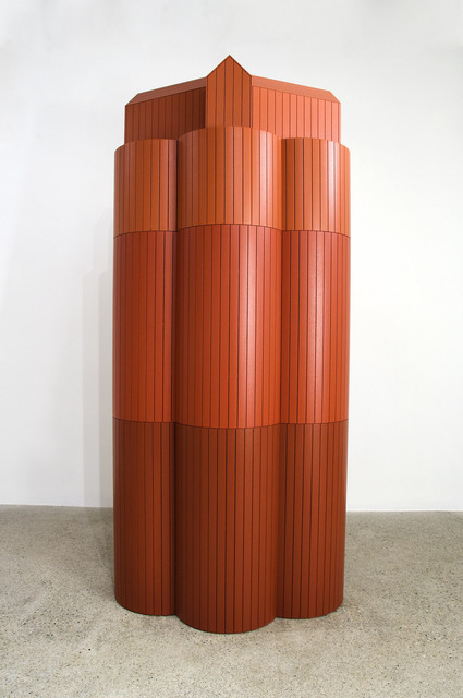 , 'Harvest Temple,' 2010, Cade Tompkins Projects