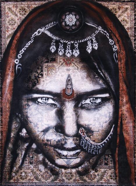 , 'Rajasthan,' 2017, Galerie LeRoyer