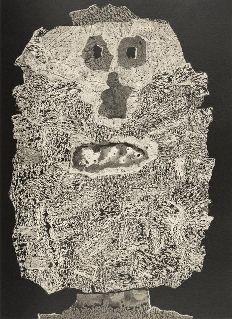 Jean Dubuffet, 'La Fleur de Barbe (Webel 775-779)', 1960, Forum Auctions