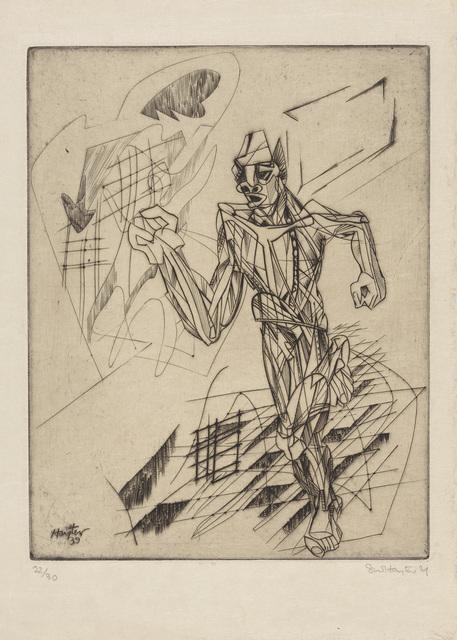 , 'Runner,' 1939, Redfern Gallery Ltd.