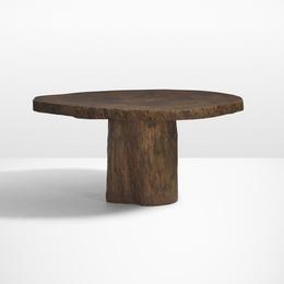 Jose Zanine Caldas, 'Exceptional dining table,' c. 1970, Wright: Design Masterworks