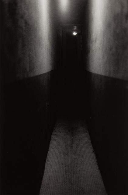 Roy DeCarava, 'Hallway, New York', 1953-printed later, Phillips