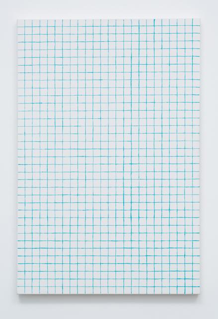 Meg Cranston, 'Grid #1', 2015, Painting, Acrylic on canvas, Meliksetian | Briggs