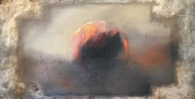 , 'Luna ,' 2019, Bustamante NYC Art Gallery