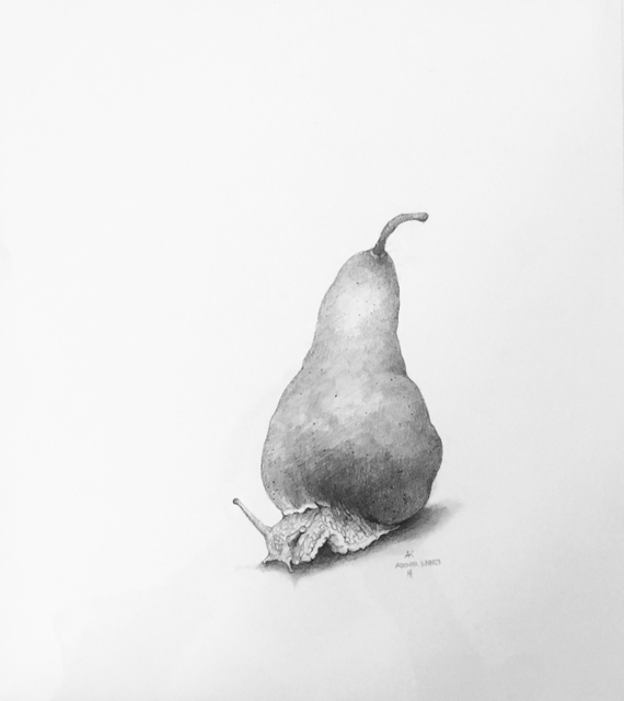 , 'Pear Snail  ,' 2017, Visions West Contemporary