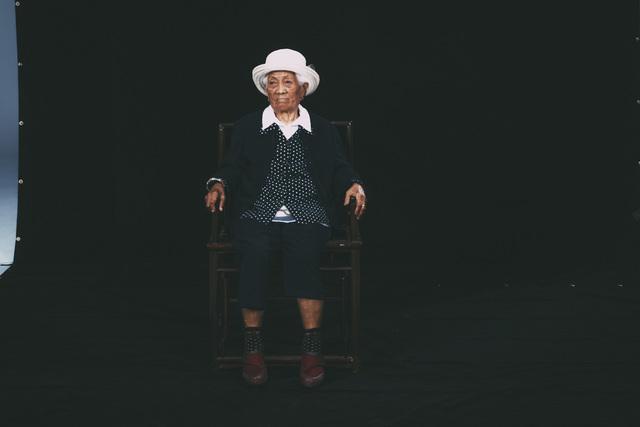, '〈103歲肖像-孫貴花〉,' , MOCA Taipei