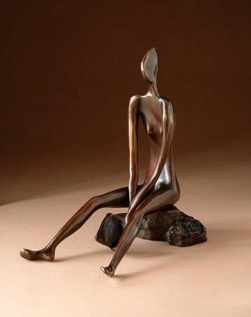 , 'Reader I,' , CODA Gallery