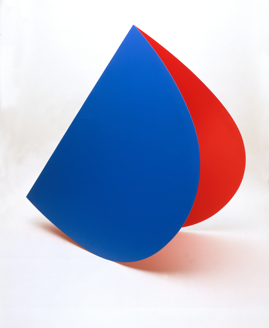 , 'Blue Red Rocker,' 1963, Kunstmuseum Basel