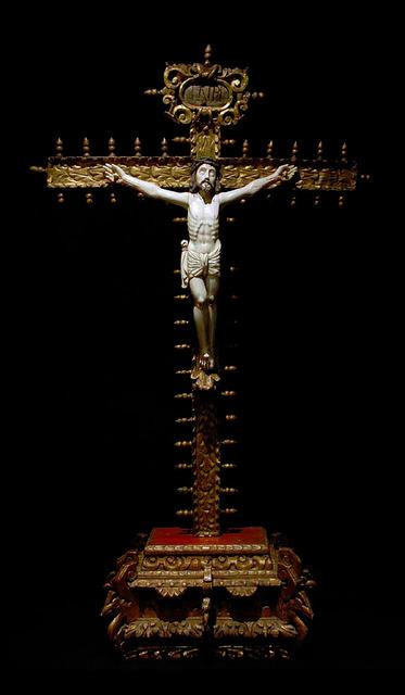 , 'Cristo,' Siglo XVII, Mario Uvence