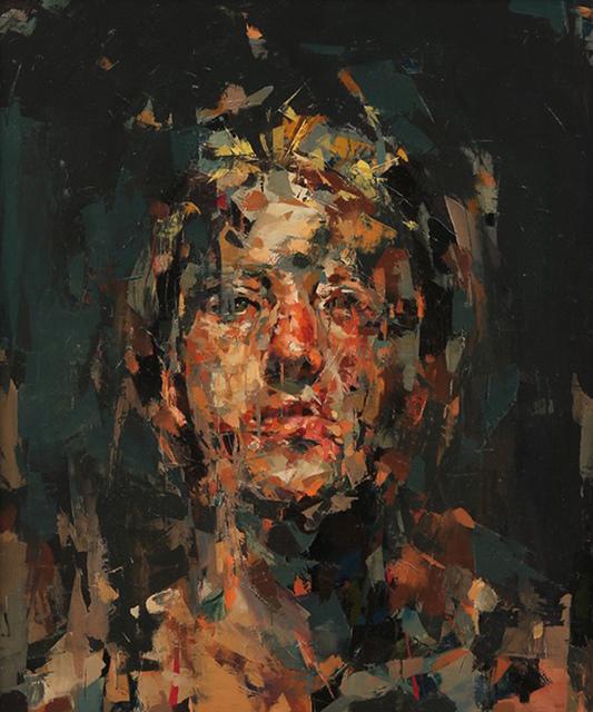 , 'In Darkness Apparent,' 2016, Stanek Gallery