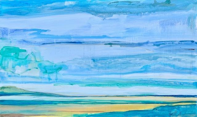 Kiah Bellows, 'Big Sky Series 7', 2019, Art & Light Gallery