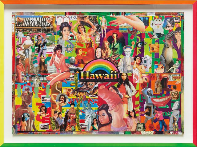 Shinro Ohtake, 'Hawaii Hiho-Kan', 1998, Phillips