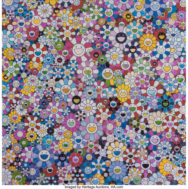 Takashi Murakami, 'Bouquet of Love', 2012, Heritage Auctions