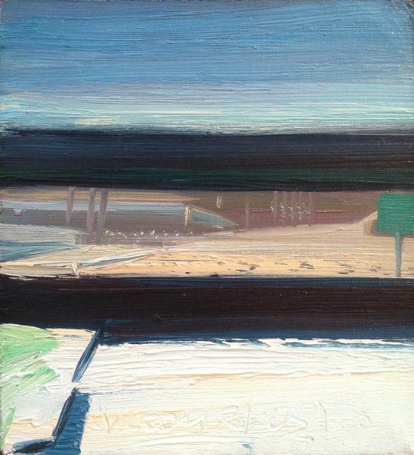 Richard Sheehan, 'Victory Road USA', 1987, Alpha Gallery