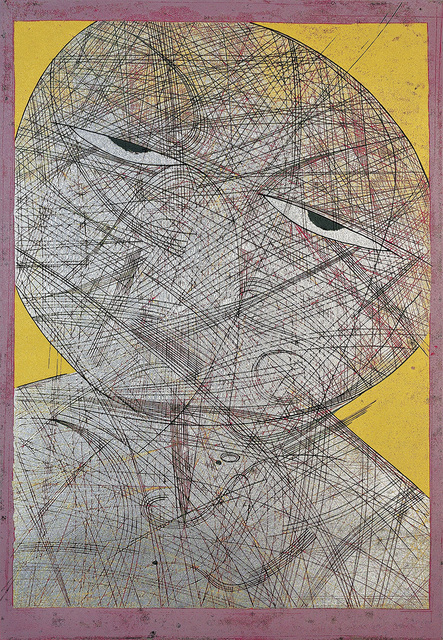 , ' Human Buddha VI,' 2009, Katrine Levin Galleries