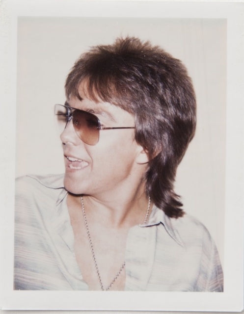 Andy Warhol, 'Andy Warhol, Polaroid Portrait of David Cassidy', ca. 1975, Hedges Projects