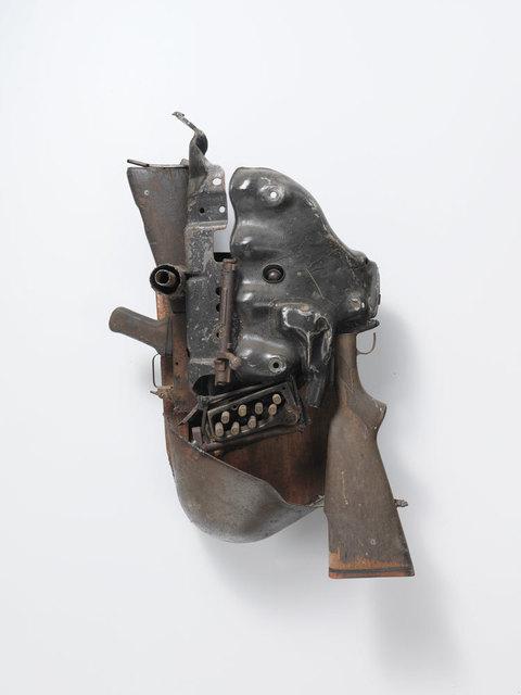 , 'Le visage de l'obscurité,' 2012, Magnin-A
