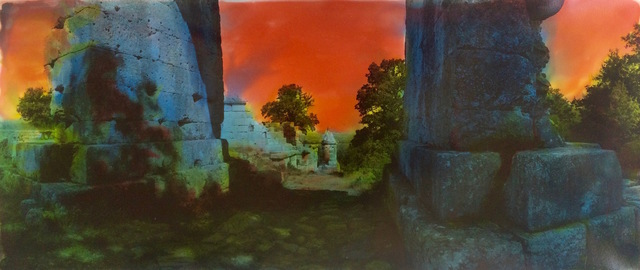 , 'ARCHIVE DE L'ARCHÉOLOGUE (CARSULAE),' 1984, Brigitte March International Contemporary Art