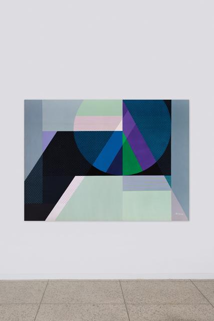 , 'Moon Shadow, 월영,' 1992, Phosphorus & Carbon