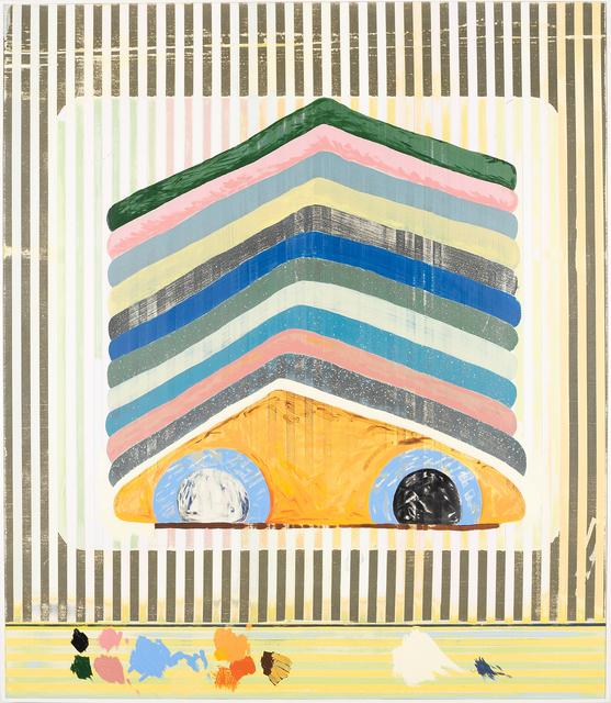 , 'Eleven Stack 11-20,' 2018, Hamiltonian Gallery