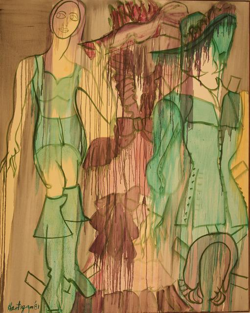 , 'Greta,' 1981, C. Grimaldis Gallery
