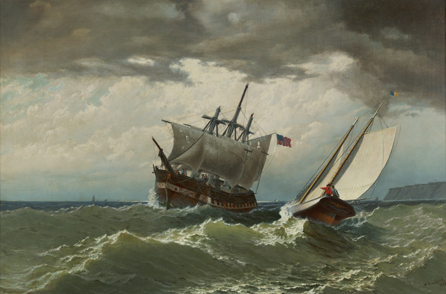 , 'After the Storm,' 1861, Debra Force Fine Art