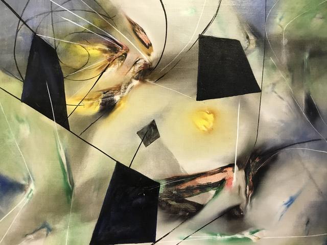 , 'Inscape,' 1943, New River Fine Art