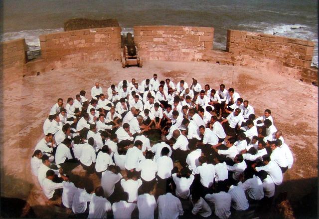 , 'Rapture series (Men Seated On Circle, ablution),' 1999, Galeria Filomena Soares