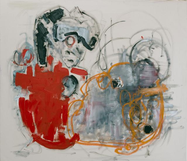 GASPAR MARTINEZ, 'Tres cabezas (Three heads)', 2018, Cosmocosa