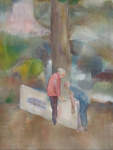 , 'Door,' 2018, Galerie Kleindienst