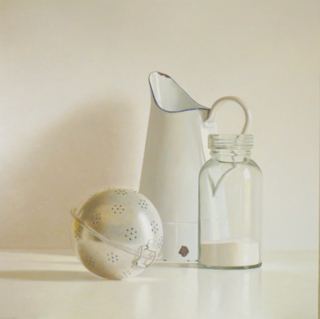 , 'Can, glass jar and ball,' 2013, Smelik & Stokking Galleries