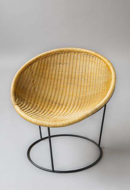 , 'Catherine armchair,' 1952, Galerie Pascal Cuisinier