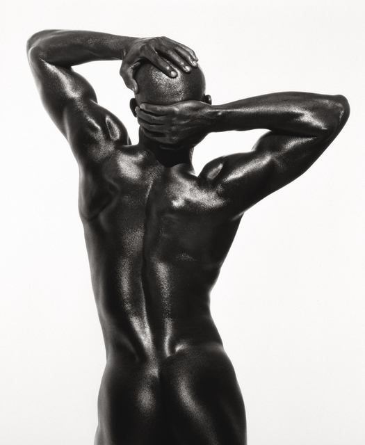 , 'Djimon - Three Quarter Nude (Back View), 1989,' , Edwynn Houk Gallery