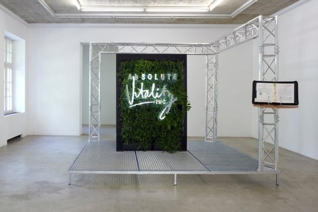 Aids-3D D. Keller & N. Kosmas, 'Absolute Vitality,' 2012, Gallery Weekend Berlin